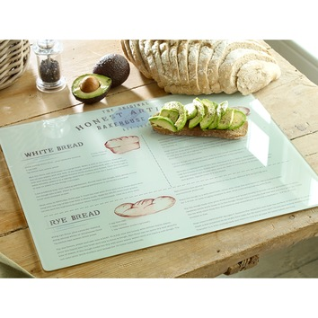 Bread Recipes Pastry Board (large)