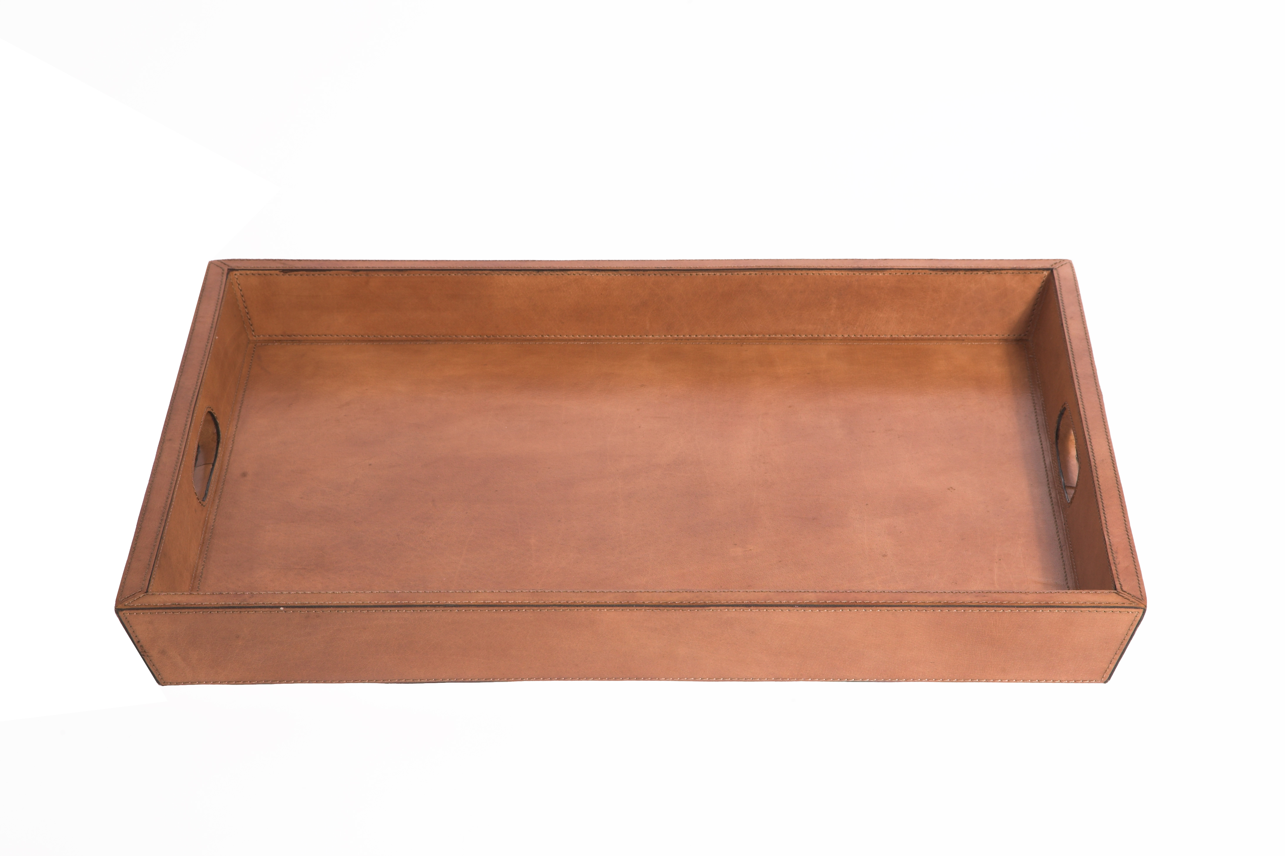 Large Leather Tray with Sloping Sides at The Perfect  : 1272020461leathertraywithslopedsides from www.theperfectpresentcompany.co.uk size 4374 x 2916 jpeg 3438kB