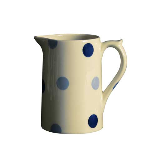 Http Weddinglistscotland Co Uk Item Fairmontmain Bluespotsmalljug 0 19 632 1 Html